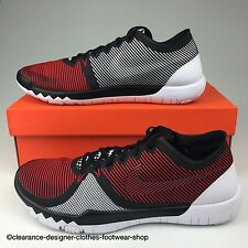 NIKE FREE TRAINER 3.0 V4 baskets homme running cross fit chaussures uk 10 rrp £ 110