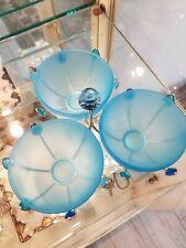 Swarovski Crystal Bowls Jewels blue 697158