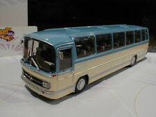 "Minichamps 439035181 # Mercedes Benz O 302 Reisebus Bj. 1965 "" blau-creme "" 1:43"