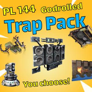 Trap Pack 5k/10k/20k/50k/100k - Choose your traps! (Fortnite Save the World)