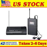 TAKSTAR WPM-200 UHF Stereo Wireless Monitor System Transmitter Receiver Set