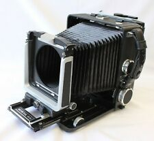 [Exc Wista 45 45D with 6x9 Roll FIlm Holder & Quick roll Slider from Japan