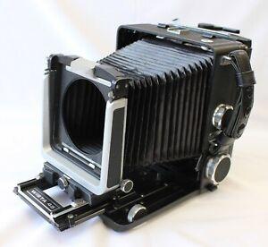 [ EXC WISTA 45 45D Avec 6x9 Rouleau Film Support & Rapide Glisseur De Japon