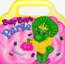 Barney: Baby Bop's Purse by Donna D. Cooner (1998, Board Book)