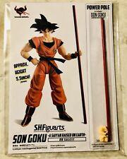 SDCC 2018 Tamashii Nations S.H.Figuarts POWER POLE EXCLUSIVE Son Goku