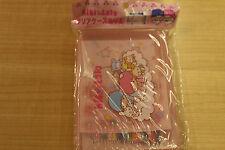 Sanrio little twin stars vintage case coloring book colored pencil sticker set