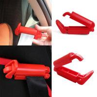 Kids Children Car Seat Safety Belt Clip Buckle Child Toddler Safe Strap Lock Td