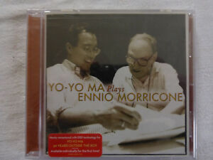 yo-yo ma plays-enni morricone-CD