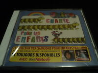 """CD NEUF """"JAIRO CHANTE POUR LES ENFANTS"""" 13 titres"""