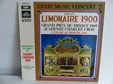 Light music concert Vol 8 Organ Limonaire Orgue 4C048 23065