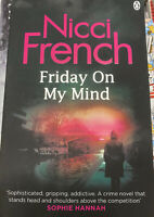 Friday on My Mind: A Frieda Klein Novel (Book 5) by French, Nicci, NEW Book