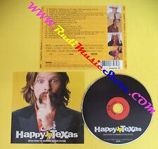 CD SOUNDTRACK Happy,Texas 07822-18898-2 US 1999 no lp dvd mc vhs(OST4)