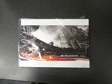 Colnago 2014 coffee table catalog still in wrapper