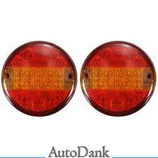 2x LED Rückleuchten LKW Heckleuchte Anhänger Auflieger Trailer neuf 24V
