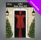 Front Door Bow Christmas Wedding Traditional 9m To Make Doors Decoration Festive