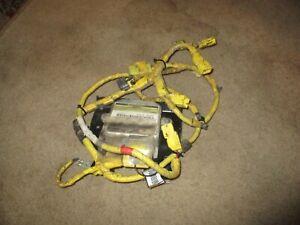 1996 - 1998 SUZUKI SIDEKICK GEO TRACKER SRS AIR BAG CONTROL MODULE W/ HARNESS