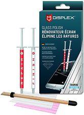 displex réparateur de rayures sur smartphone-glass repair polish-polywatxh