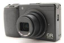 Near MINT Ricoh GR Digital II 10.1MP Digital Camera Black from JAPAN Send By DHL
