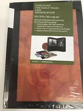 PINK FLOYD - THE EARLY YEARS 1968 GERMIN/ATION- CD + DVD + BLU-RAY BOX-SET NEW
