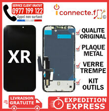 ECRAN LCD IPHONE XR QUALITÉ ORIGINAL VITRE TACTILE COMPLET +OUTILS