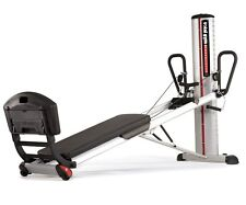 Total Gym POWER TOWER Gravity Fitness Training Commercial System 5300-01