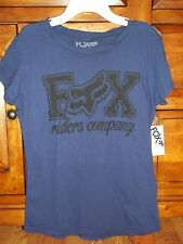 Fox Riding Company Tee T-Shirt Size Medium Brand New
