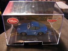 DISNEY PIXAR CARS DISNEY STORE SALLY W/ ACRYLIC CASE