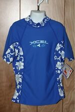 BOY'S XCELL WATER SHIRT-SIZE: 6