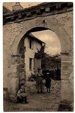 CPA 35 - VITRE (Ille et Vilaine) - 93. Entrée de la Maison de Pierre Landais