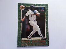 1992 Fleer Ultra Tony Gwynn Commemorative Series  #4 of 10 San Diego Padres