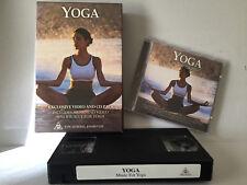 YOGA ~ VIDEO & CD PACK ~ with LOUISA SEAR & RACHEL ZINMAN