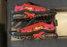 Supreme Nike Air Max Plus TN Red Size 11