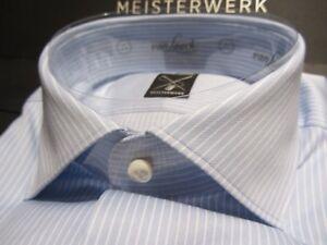 "van Laack MEISTERWERK MIVARA 40 TF ""DAS BESTE + MODERN GESTREIFT""  199?  2350"