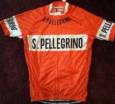 Pellegrino cycle cycling jersey retro vintage NWT medium large