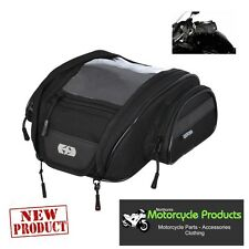 Oxford Mini 7 Litre magnetic Motorcycle Motorbike Tank Bag Black