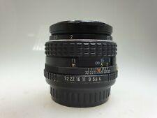 Pentax-M Macro 1:4 50mm SMC Objektiv