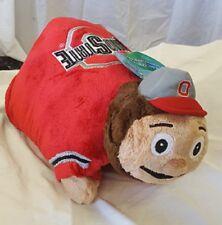 "Ohio State Buckeyes Large 18"" Mascot Pillow Pet - NCAA"