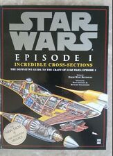 Star Wars Episode 1 Incredible Cross-Sections 1999
