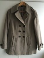M&S Marks and Spencer ladies coat jacket size 14 🧥