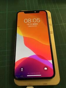 iPhone X Genuine Original Apple LCD cracked, LCD SCREEN ONLY