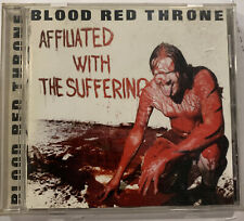 Blood Red Throne – Affiliated With The Suffering CD 2005 Candlelight CDL0163CD