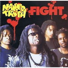 NAKED TRUTH - Fight - CD 1992 LIKE NEW COME NUOVO