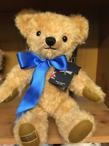 MERRYTHOUGHT TEDDY BEARS LONDON GOLD MUSICAL