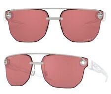 Oakley Damen Herren Sonnenbrille OO4136-02 67mm Chrystl Prizm Berry OO9 H