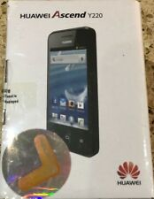 Factory Unlocked HUAWEI Ascend Y220  a Brand New  Smartphone - White- Us Seller