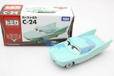 Tomica Takara Tomy Disney Movie Motors C-24 Flow Standard Diecast Toy Car CARS 2