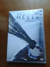 Helix - 1ª Temporada - DVD - Nuevo