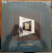 Echoes~Best of Pink Floyd~Factory Sealed 2001 4LP Box Set Holland Import