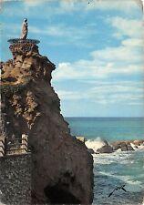 Br8819 La Vierge du Rocher Biarritz France