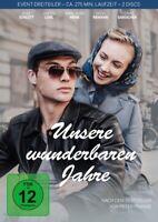 UNSERE WUNDERBAREN JAHRE  2 DVD NEUF
